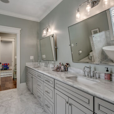 Bathroom Remodeling While Keeping the Same Layout